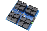 I2C Relay Controller 16-Channel 30-Amp SPST