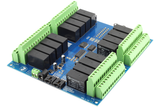 Raspberry Pi 2 16 Channel Relay Controller