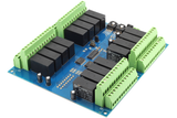 Raspberry Pi 3 16 Channel Relay Controller DPDT 5-Amp
