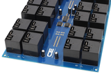 I2C Relay Controller 32-Channel 20-Amp SPDT