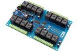Relay Shield for Arduino Micro I2C 16-Channel SPDT 10-Amp
