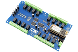 Cellular Controlled Switch Board using Particle Electron