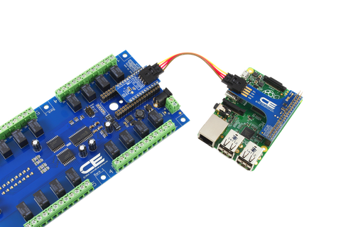 16-Channel Relay Controller for IoT