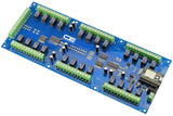 24-Channel Relay Controller for IoT