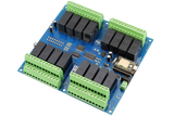 16 Channel Wifi Relay Controller For Particle Photon