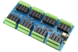 Wifi 32 Channel Relay Controller FOr Particle Photon