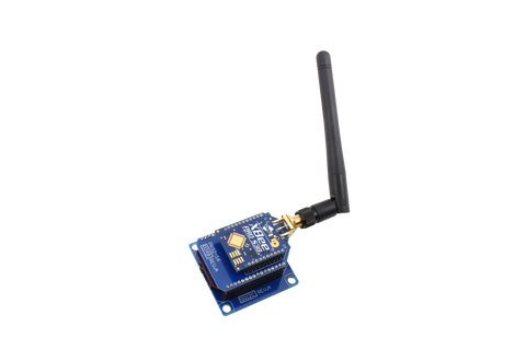 Wireless Overlay Shield Adapter for Onion Omega