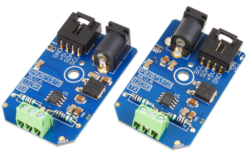 P82B715TD Long Distance I2C Signal Bus Extender Range Enhancer Bus Handler I2C Mini Module