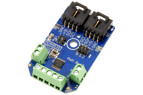 PCA9531 8-bit I2C-bus LED Dimmer
