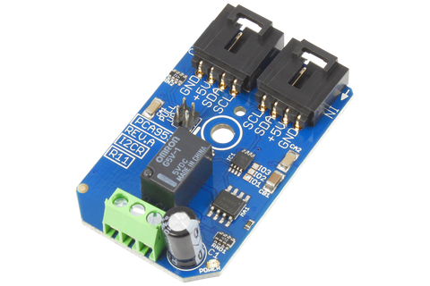 1-Channel Signal Relay 1A SPDT I²C Mini Module