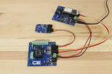Cellular Current Monitoring and Relay Control using the I2C Bus