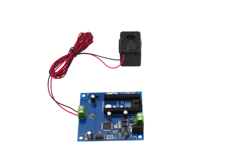 I2C Energy Monitoring Controller with No Processor Installed