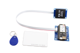 RFID Receiver and I2C Adapter with USB Interface for Particle Electron or Photon