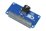 I2C Hat for Raspberry Pi Zero with Pass-Through Connector