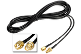 RP-SMA Male/Female Extension Cable 3M