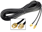 RP-SMA Male/Female Extension Cable 9M