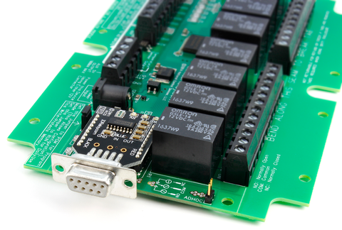 RS-232 Relay Board