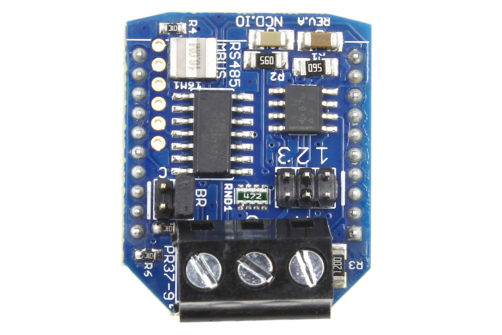 RS-485 Node Serial Communications Module