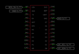 Particle Photon I2C Pinout