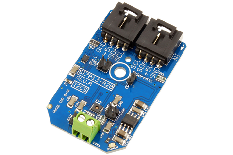 SI7013-A20 I2C Humidity and Temperature Sensor ±3%RH ±.4°C I2C Mini Module
