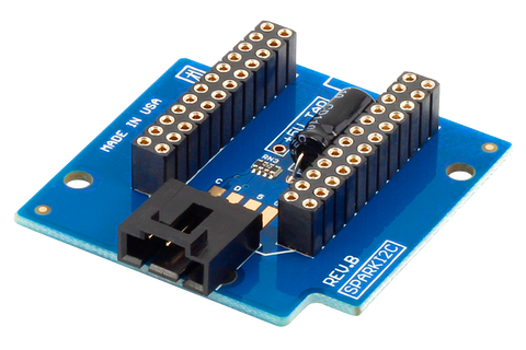 Connect to the Real-World to the Cloud with the Particle Photon using I2C