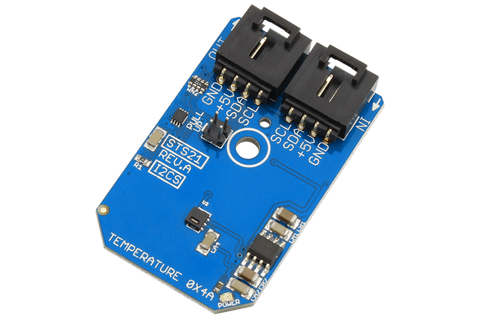 SHT21 High Resolution Temperature Sensor Arduino