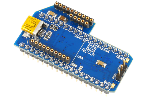 USB + XBee Adapter for PE Series Controllers