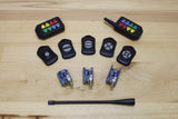 Long Range Wireless Key Fob with Remotes