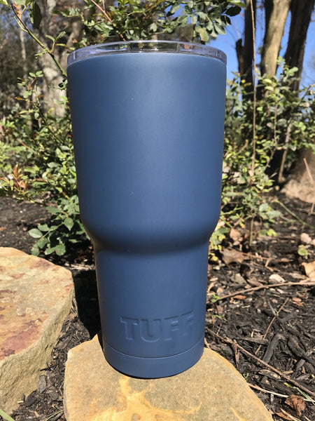 DARK BLUE (MATTE) - 30oz TUFF CUP