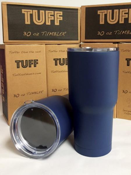CUP Solidcolor - DARK BLUE (MATTE) - 30oz TUFF CUP