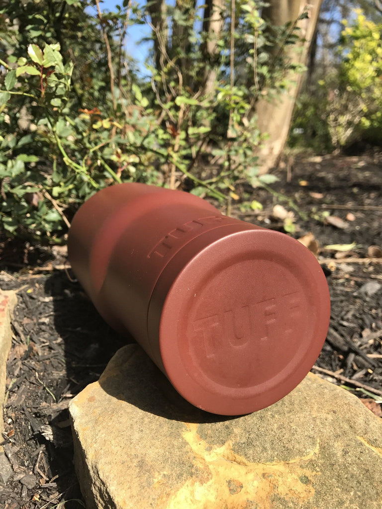 CUP Solidcolor - MAROON (MATTE) - 30oz TUFF CUP