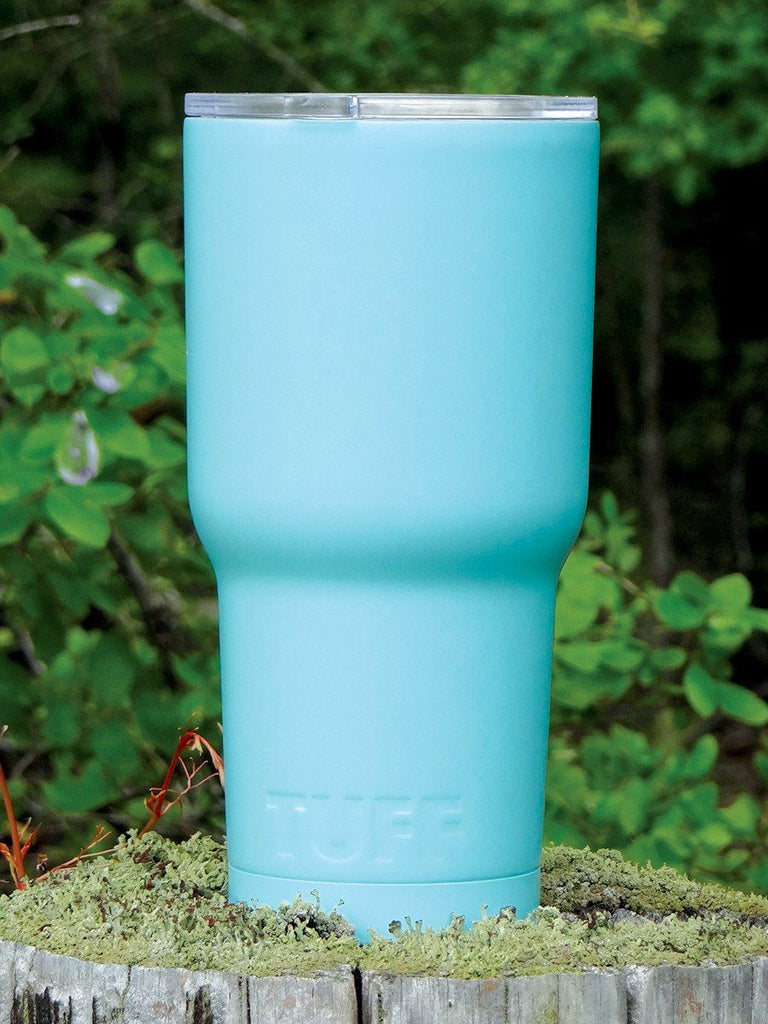 CUP Solidcolor - ROBIN'S EGG (MATTE) - 30oz TUFF CUP