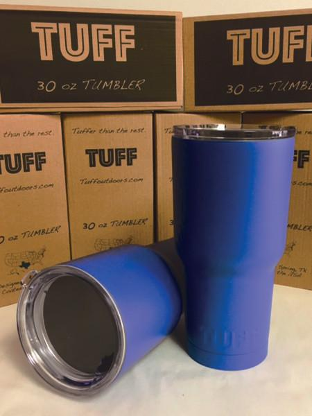 CUP Solidcolor School - ROYAL BLUE (MATTE) - 30oz TUFF CUP