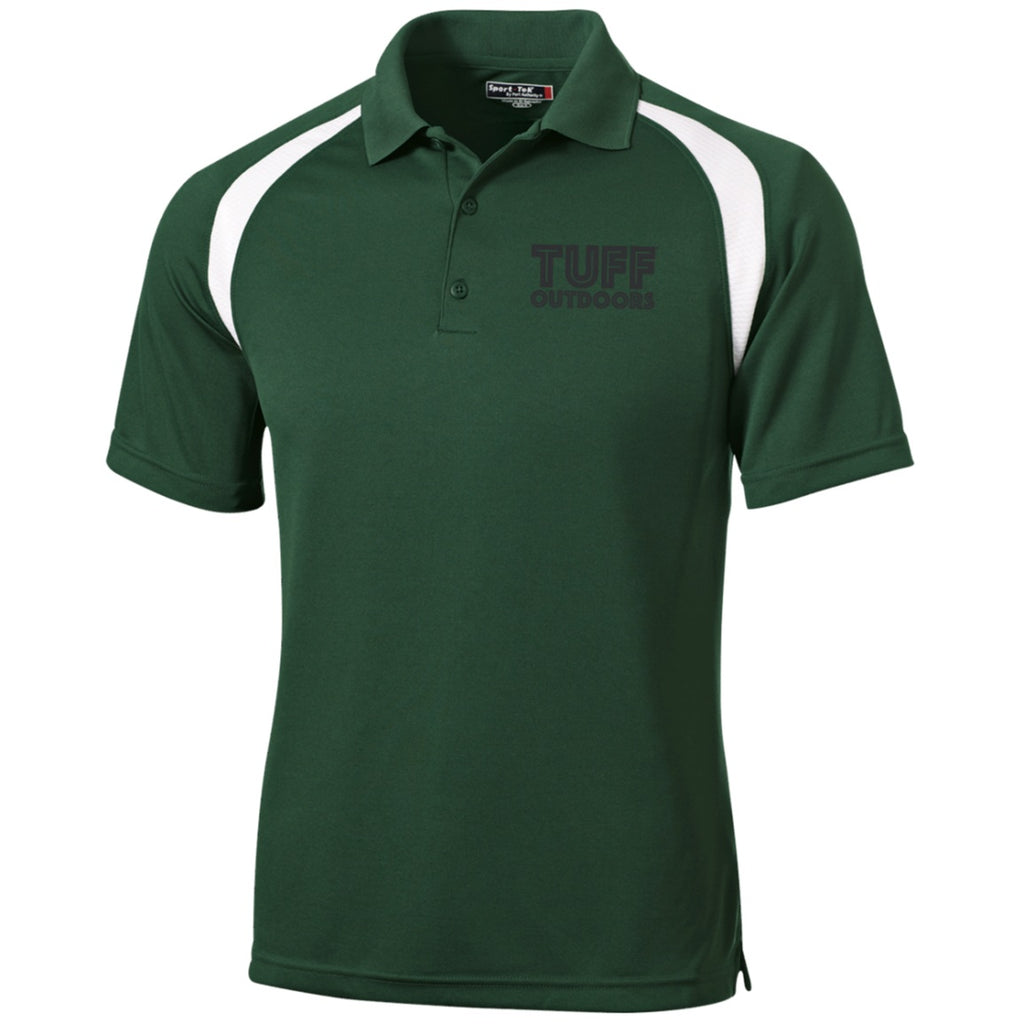 Polo Shirts - TUFF OUT Moisture-Wicking Golf Shirt