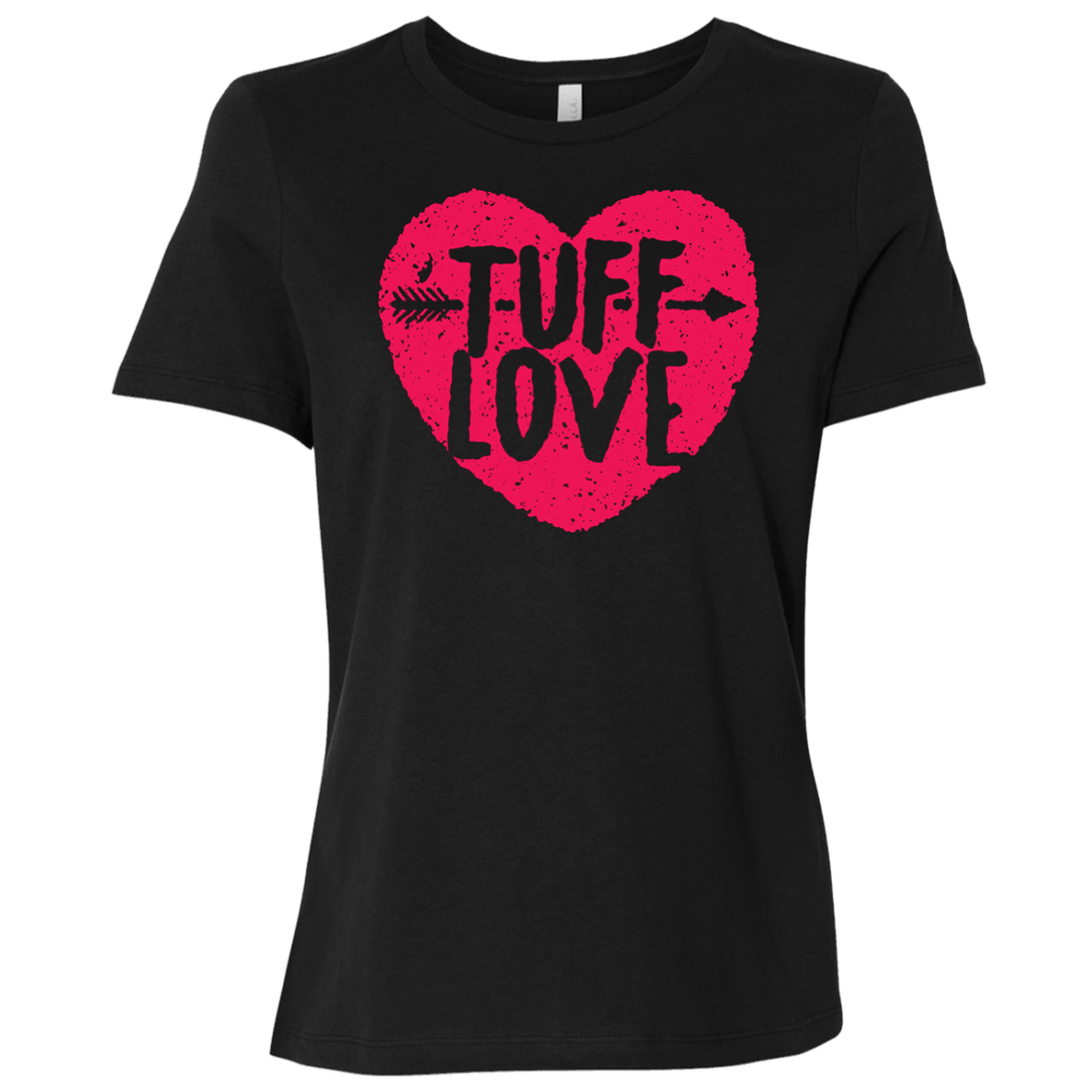 T-Shirts - Tuff Love - Ladies' Relaxed T-Shirt
