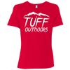 Tuff Rockies - Ladies' Relaxed Tee