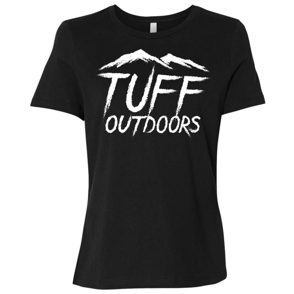T-Shirts - Tuff Rockies - Ladies' Relaxed Tee