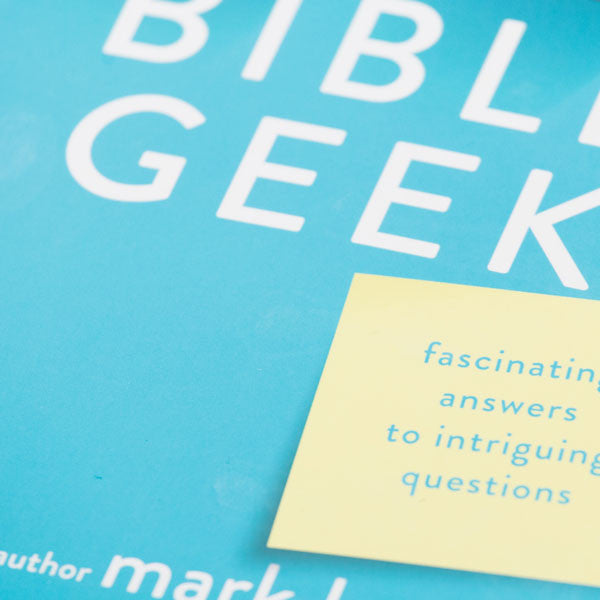 Ask The Bible Geek
