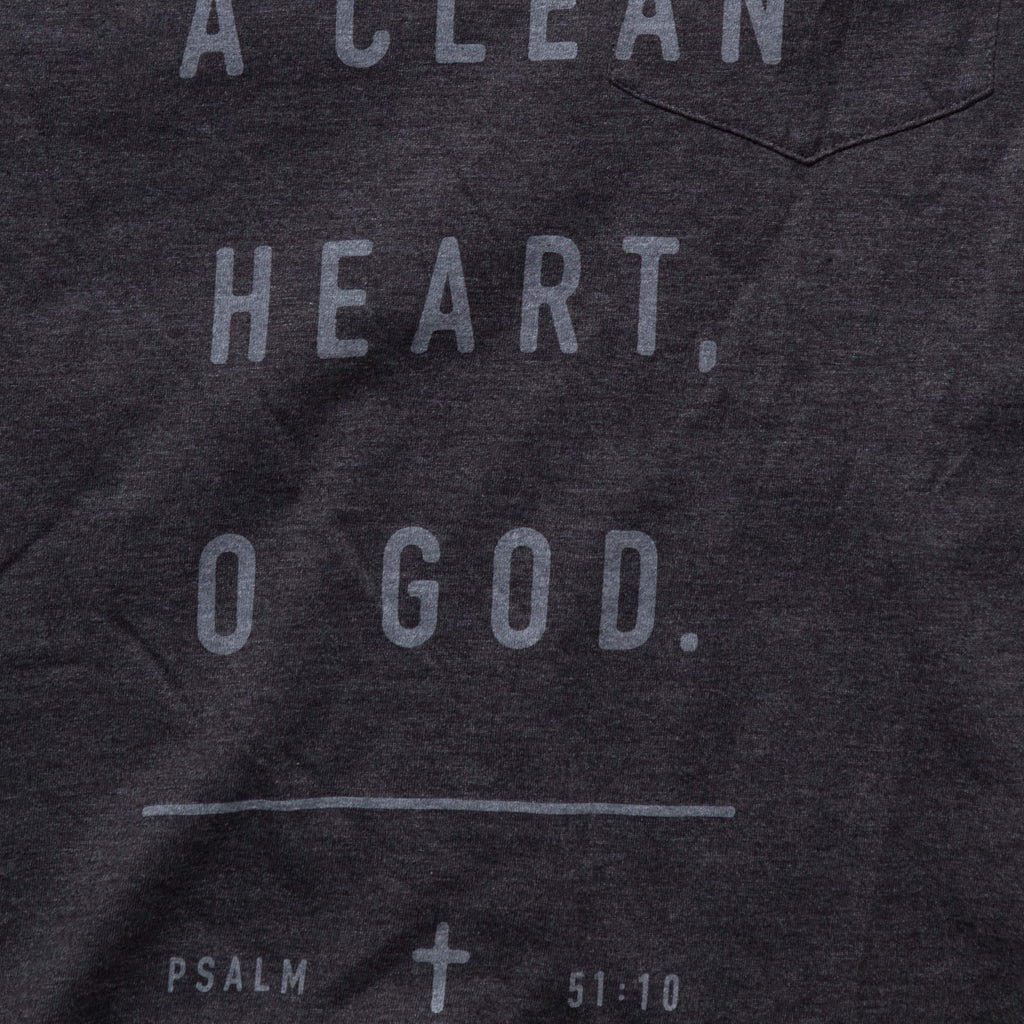 Clean Heart T-Shirt