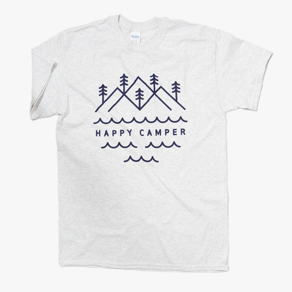 439d11a3e Happy Camper T-Shirt – Life Teen Fulfillment