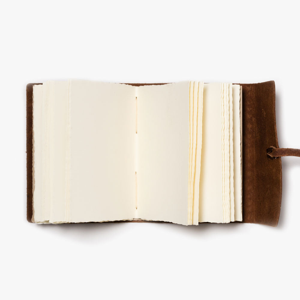 Life Teen Leather Journal