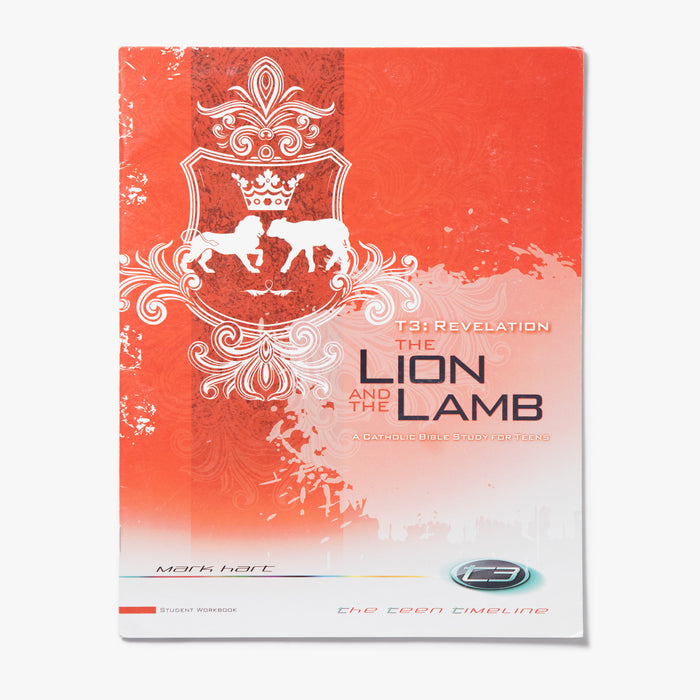 T3 Revelation: The Lion and the Lamb - Leader's Guide