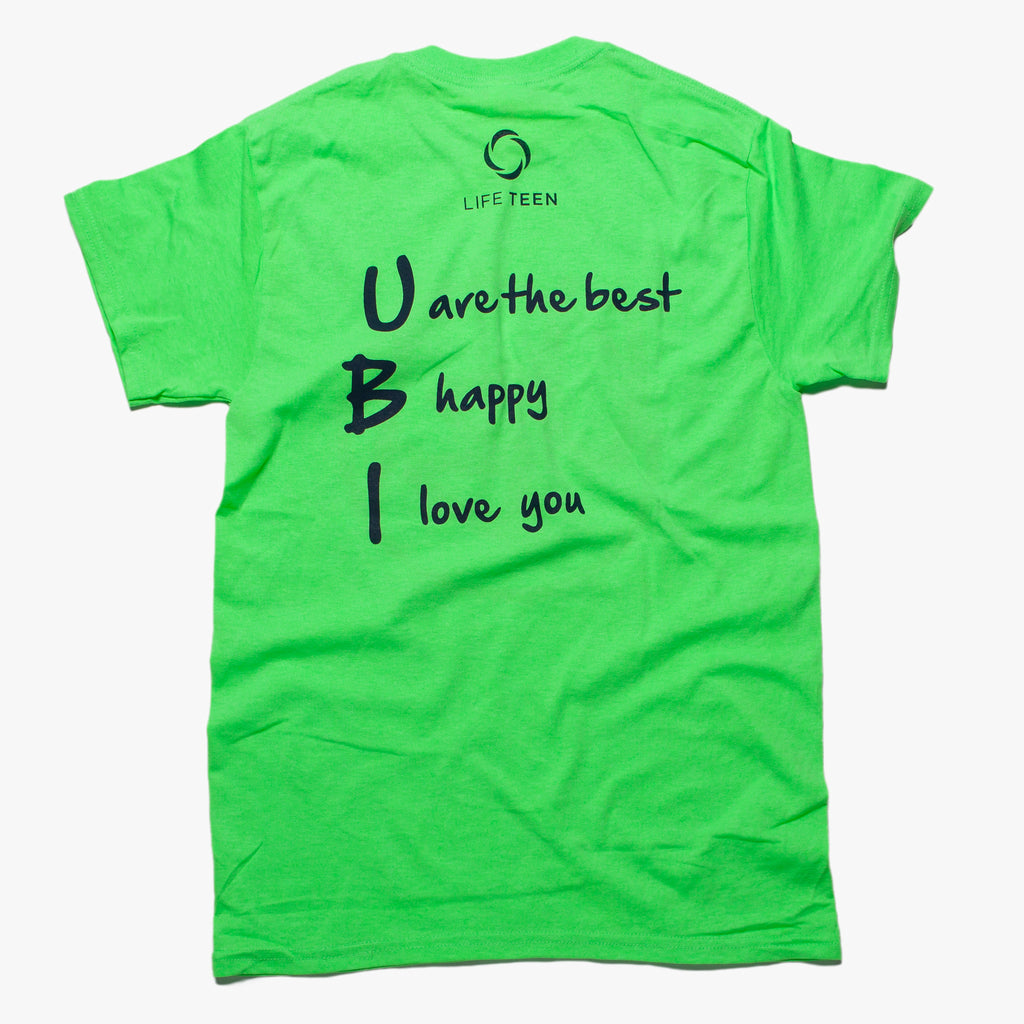 UBI (Green) T-Shirt