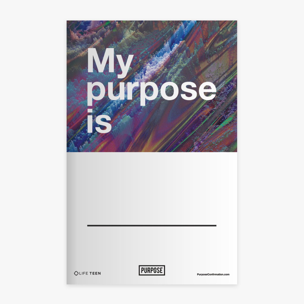 Purpose Poster Set