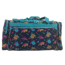 "Allgala 23"" Fashion Print Gym Dance Sports Travel Duffel"