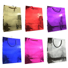 Allgala 12-pc Everyday Gift bags Croc Skin Embossed