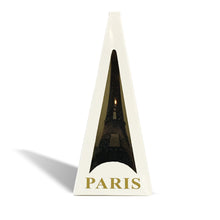 "Allgala 7"" Eiffel Tower Statue Decor Alloy Metal"