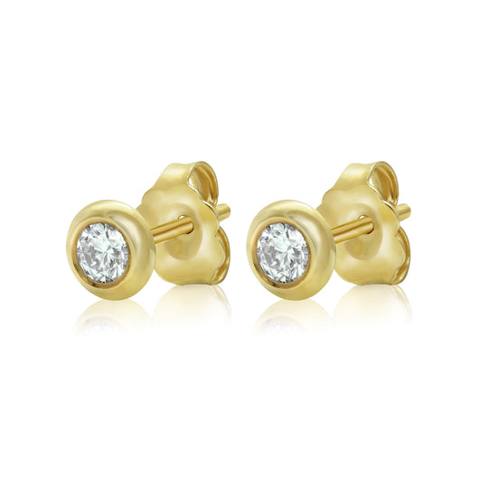 bezel fpx s bloomingdale kt roberto product coin gold white set earrings shop diamond stud