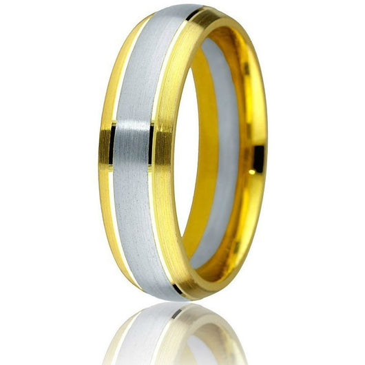 Wedding ring (14k-6mm)