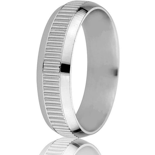 Wedding ring(14k-6mm)
